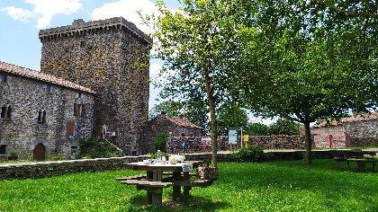 Aire de pique-nique, OFFICE DE TOURISME LARZAC VALLEES