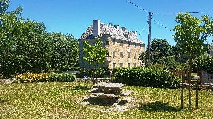 Aire de pique-nique de Maquefabes, Office de Tourisme des Causses à l'Aubrac