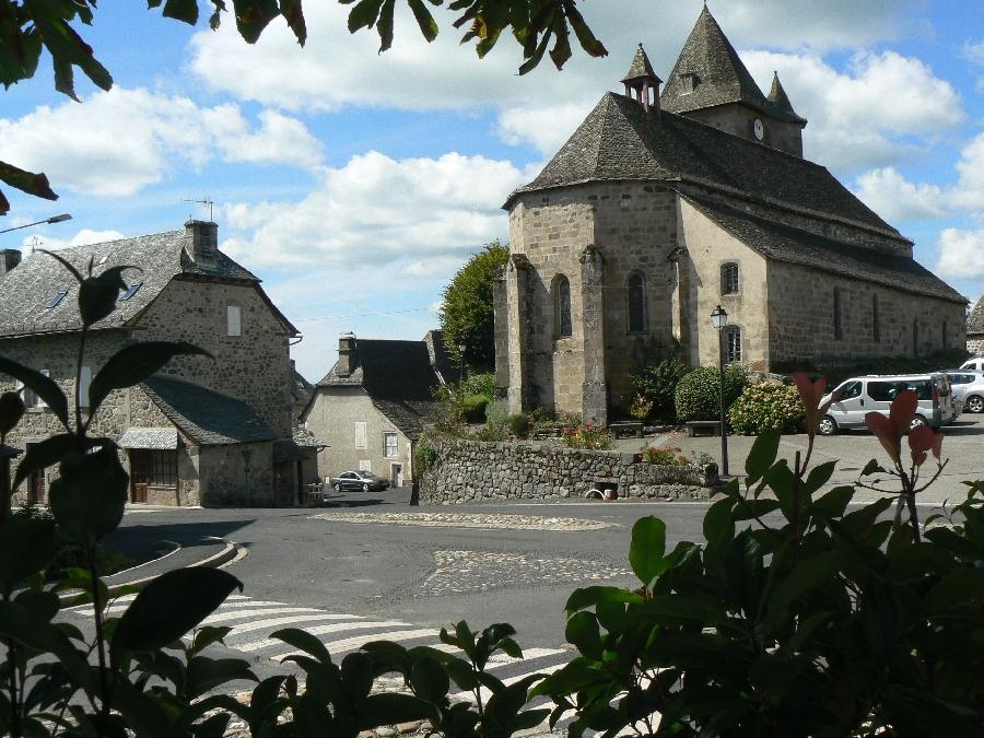 Cyclotourisme : Circuit - Vers les contreforts du Cantal