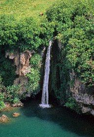 Cascade des Baumes, OFFICE TOURISME DU PAYS DE LA MUSE ET RASPES DU TARN