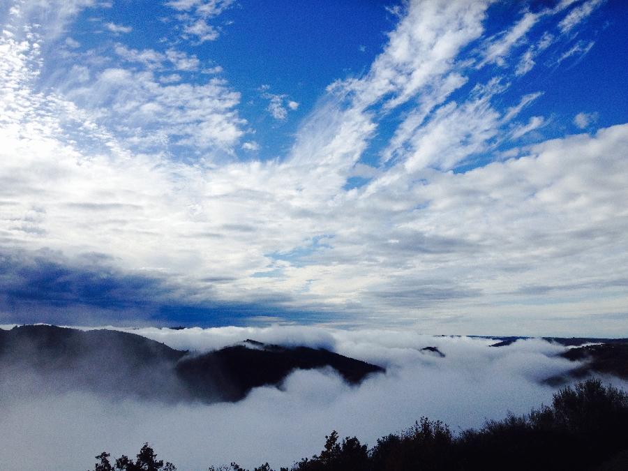 Randonnée : le vallon d'Albinhac