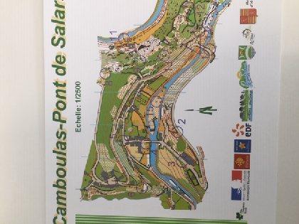 Parcours d'orientation de Camboulas, OFFICE DE TOURISME DE PARELOUP LEVEZOU