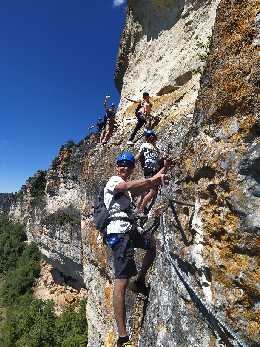 Accroch'Toi - Via Ferrata