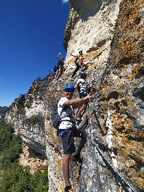Accroch'Toi - Via Ferrata, OFFICE DE TOURISME DE MILLAU