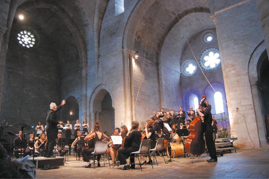 43e Festival International Musiques Sacrées et Musiques du Monde de l'Abbaye de Sylvanès
