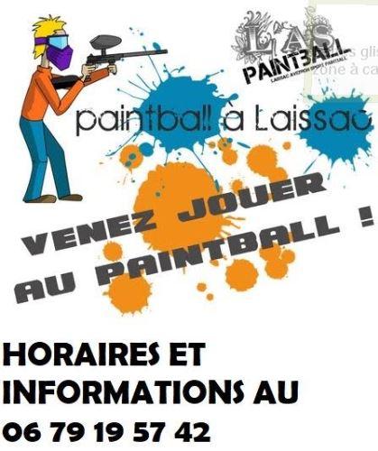 Animation et découverte du Paintball