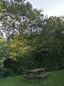 Aire de Pique Nique à Brommat - le long de la Bromme, OFFICE DE TOURISME DU CANTON DE MUR DE BARREZ