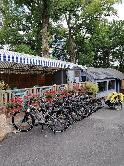 Locations de vélos électriques