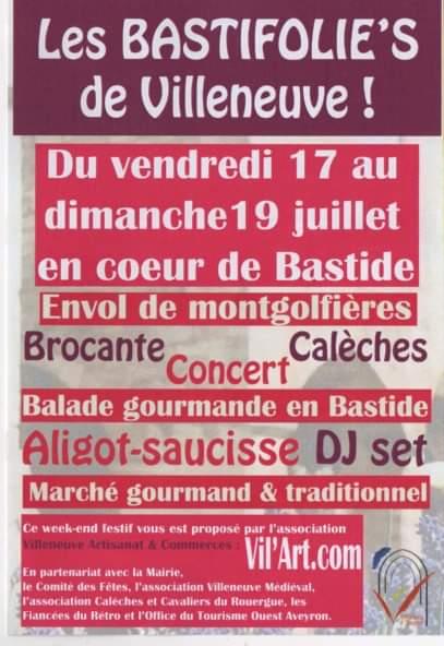 Week-end Bastifolie's