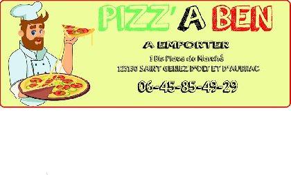 Pizz'a Ben, Office de Tourisme des Causses à l'Aubrac