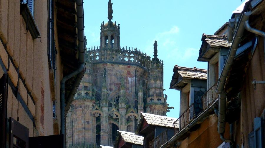 Visite guidée : La cathédrale et son quartier