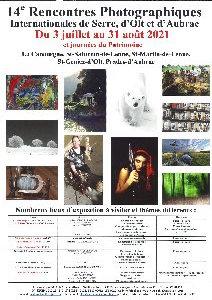 Les Rencontres photographiques à Saint Saturnin de Lenne