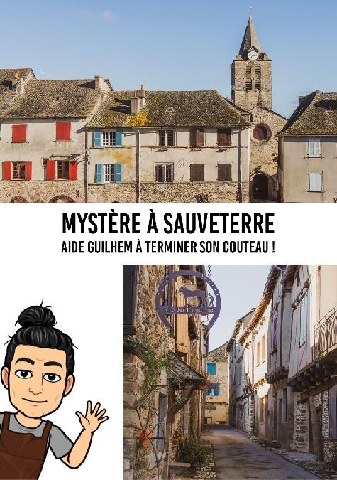 Chasse au Trésor : Mystère à Sauveterre