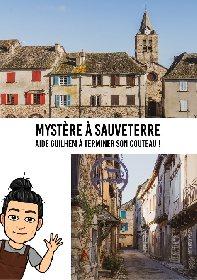 Chasse au Trésor : Mystère à Sauveterre, Office de Tourisme Pays Segali