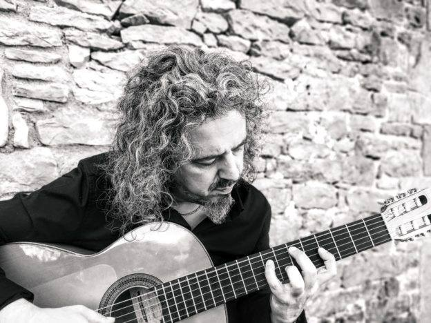 Apéro-concert avec Karim Kanal