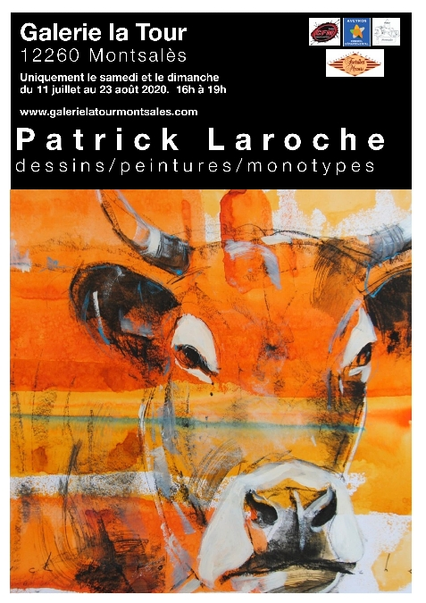 Exposition Patrick Laroche