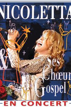 Concert - NICOLETTA LA TOURNEE DES CATHEDRALES ET EGLISES 2020