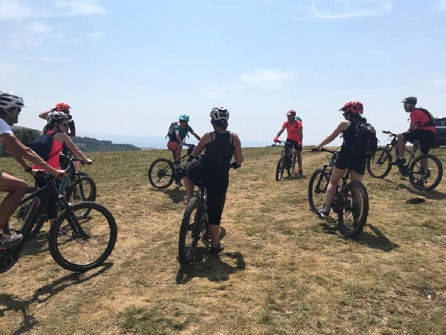 Sortie Vélo-Aligot avec Aveyron à Vélo