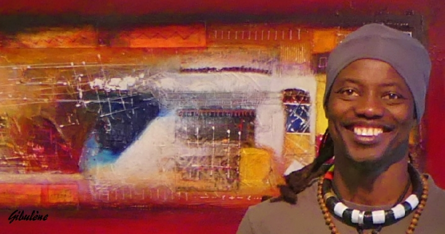 Exposition AFRIKA : peintures de Pap NDIAYE