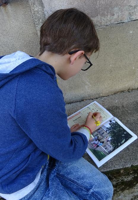 Mystère à la Chartreuse - 6-12 ans