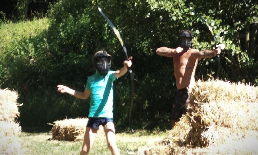 Battle-Archerie avec Avenga