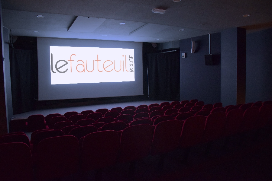 Cinéma Le Fauteuil rouge