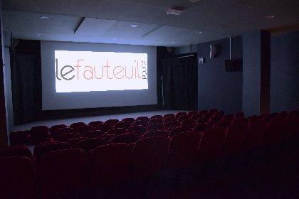 Cinéma Le Fauteuil rouge, Mairie Baraqueville
