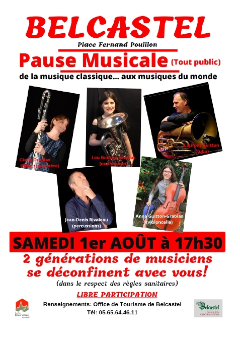 Pause Musicale Inédite