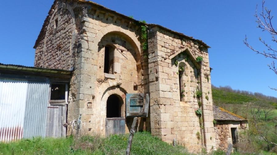 Église St Jacques de Salsac