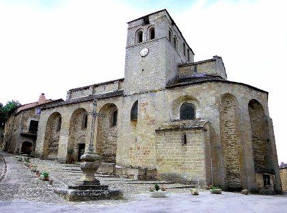 Église St-Michel, OFFICE TOURISME DU PAYS DE LA MUSE ET RASPES DU TARN