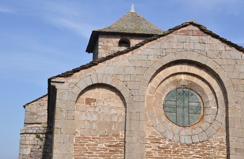 Église paroissiale Notre Dame, OFFICE TOURISME DU PAYS DE LA MUSE ET RASPES DU TARN