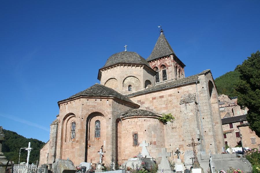 Église St Cyrice et Ste Juliette de Montjaux