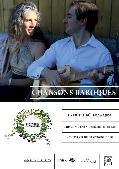 Concert Chansons Baroques