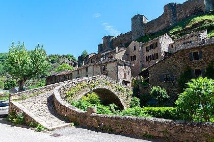 Pont de Brousse-le-château, OFFICE TOURISME DU PAYS DE LA MUSE ET RASPES DU TARN