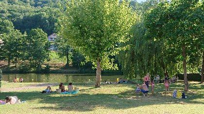 Au fil de l'eau, Office de Tourisme et du Thermalisme de Decazeville Communauté