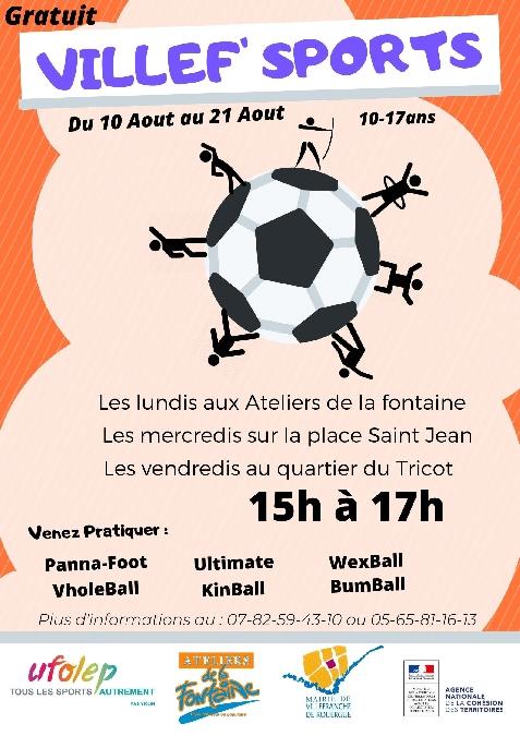 Villef' Sports