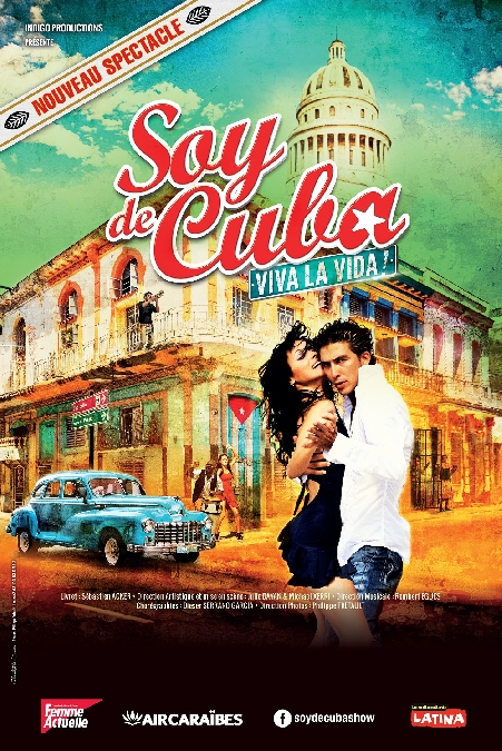 Comédie musicale : Soy de Cuba