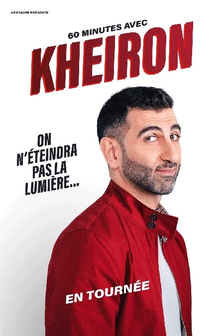 REPORTE-Spectacle : Kheiron