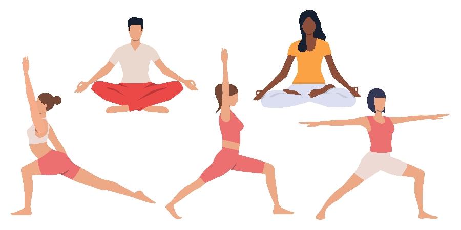 Yoga Dynamique au camping de la cascade