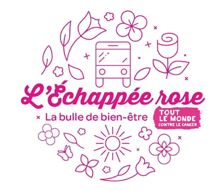 L'Echapée Rose