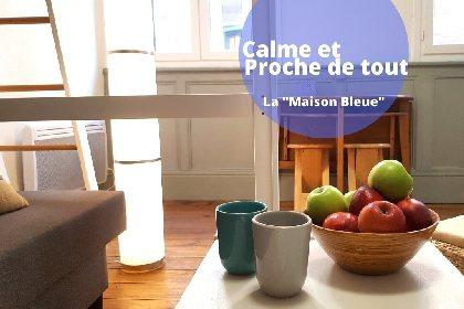 Maison Bleue Nid douillet, OFFICE DE TOURISME DU GRAND RODEZ