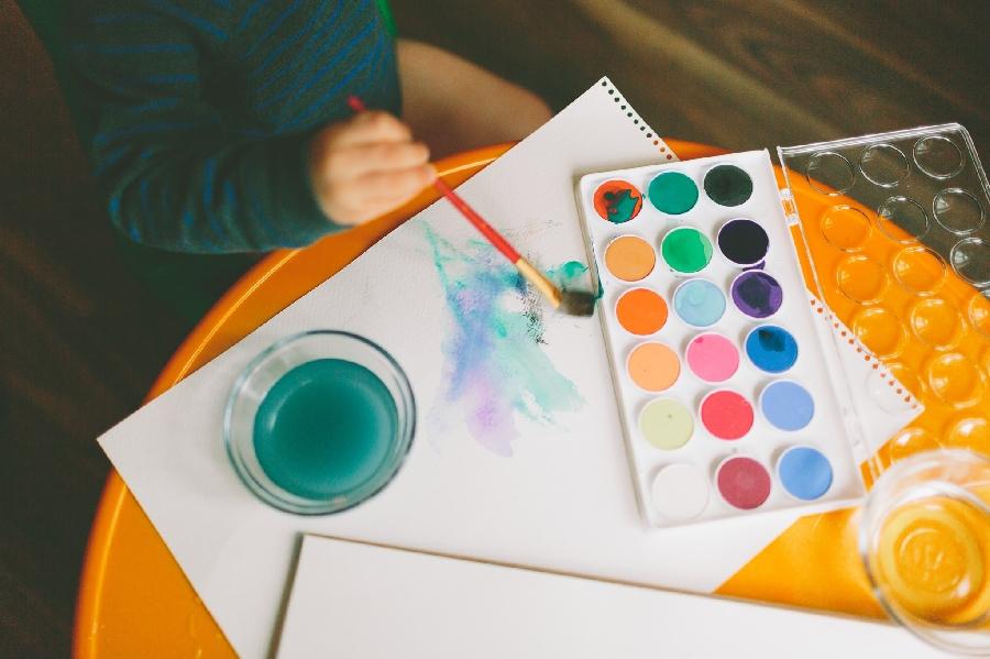 Atelier créatif (2 à 4 ans)