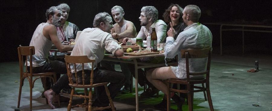 Annulé - Théâtre : Un homme qui fume, c'est plus sain