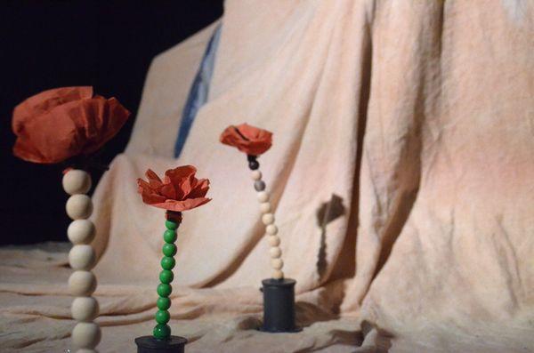 Théâtre des deux points : Pousse-Pousse