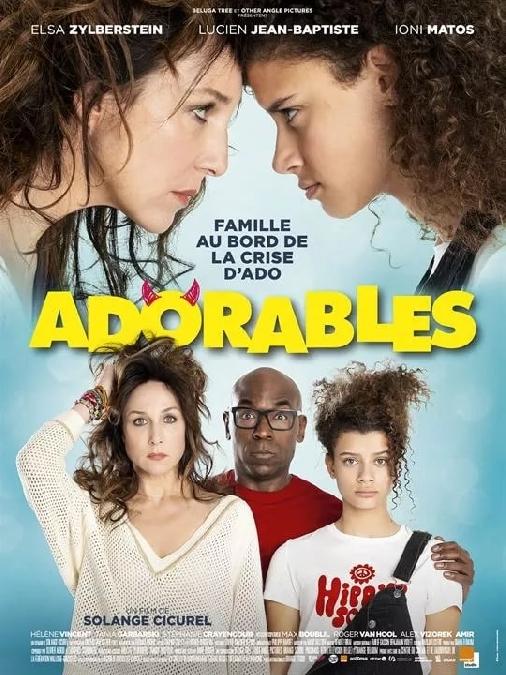 Ciné-débat avec le film Adorables