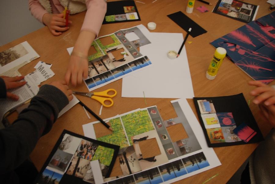 Dimanche en famille : visite ludique et atelier créatif pour tous (copie)
