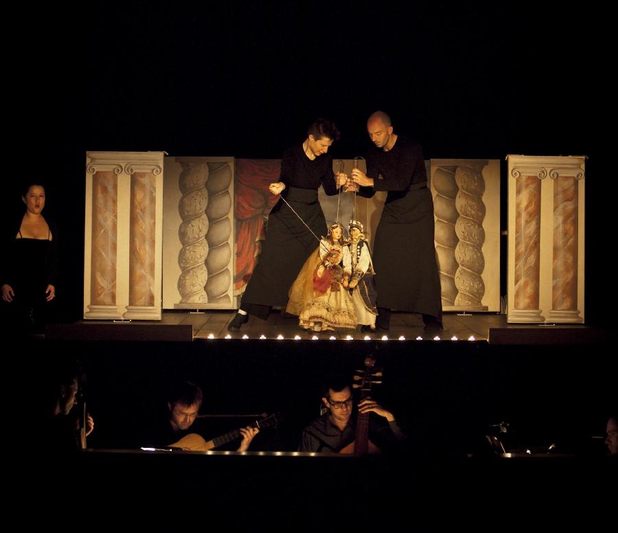 Caligula - Théâtre de la Maison du Peuple - ANNULÉ