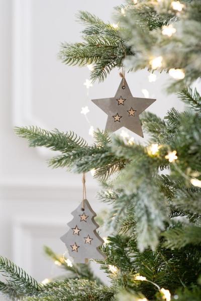 Atelier fabrication de décoration de Noël en pate autodurcissante