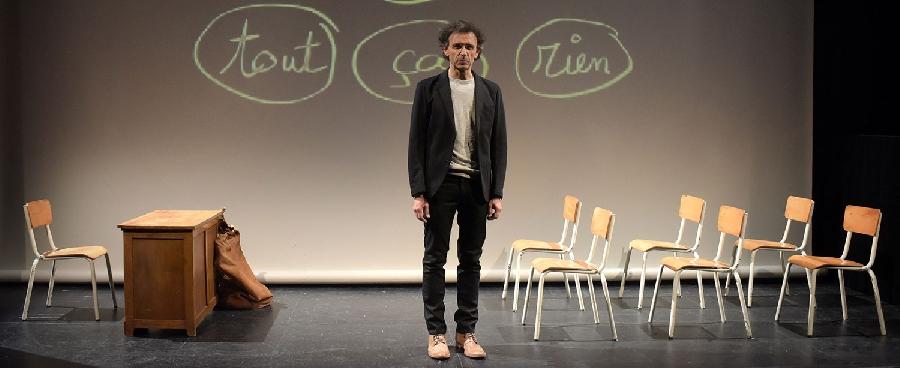 Théâtre : Chagrin d'école