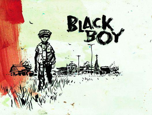Théâtre des deux points : Black Boy